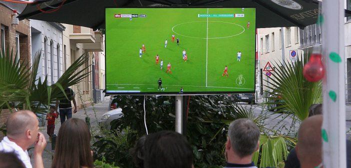 F.C. Hansa vs F95 0:3 - im Bilker Häzz