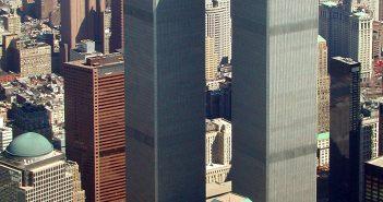 World Trade Center 2001 (Foto: Jeffmock via Wikimedia)