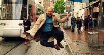 Benjamin-Lew Klon, Düsseldorfer Schauspieler