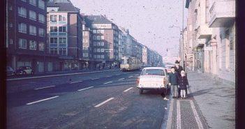 Corneliusstraße ca. 1960