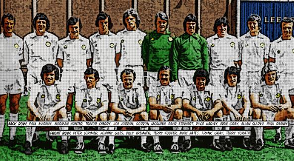Leeds United 1974