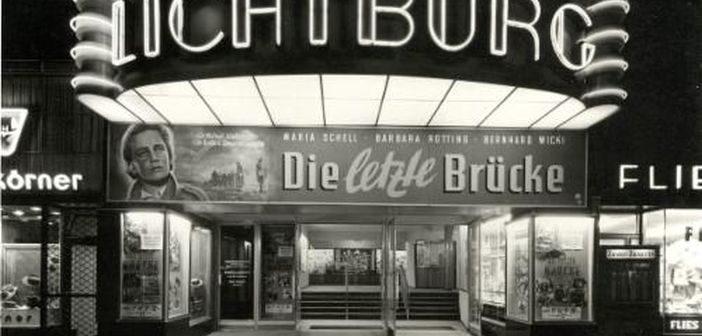 Die Lichtburg an der Kö - Düsseldorfs schönstes Kino