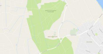 Google Map: Kloster Knechtsteden zwischen Delhoven und Straberg
