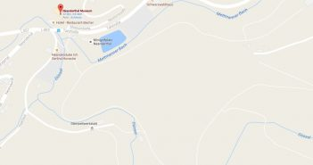 Google Map: Das Neandertal