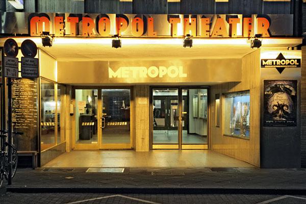 Das Metropol auf der Brunnenstraße