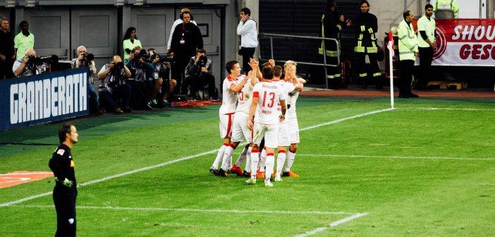 F95 vs Bochum 3:0