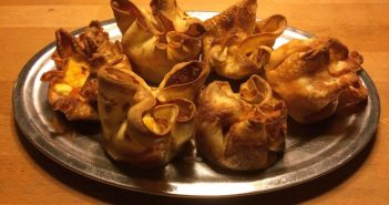 RdW: Gefüllte Pfannkuchen im Ofen kross gebacken