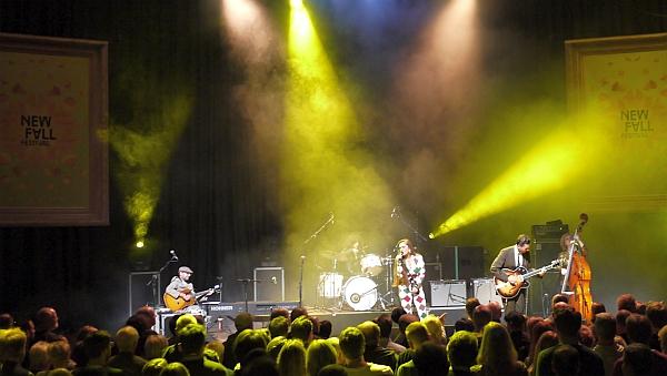 New Fall Festival - die große Sammlung der unabhängigen Popmusik
