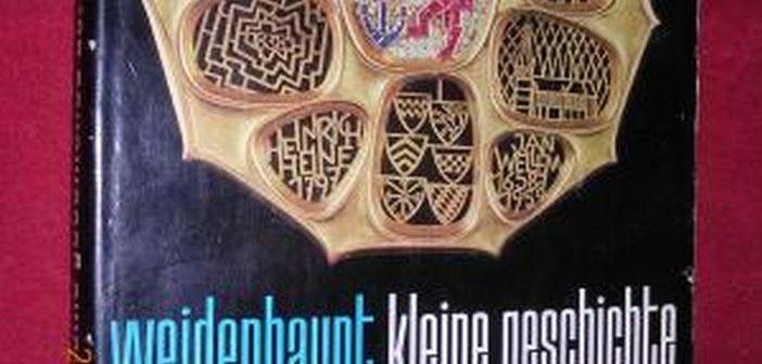 """Das Standardwerk - """"Kleine Geschichte"""" von H. Weidenhaupt"""