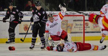 Nürnberg vs DEG 6:5 - Conboy auf Eis