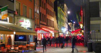 Im Herzen der Altstadt - die Hunsrückenstraße