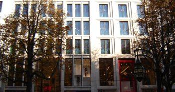 Heute an der Stelle: H&M und Esprit