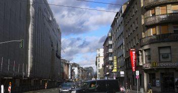 Oststraße - alte Landstraße im Wandel