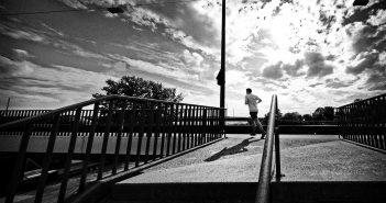 Bild der KW51: Jogger