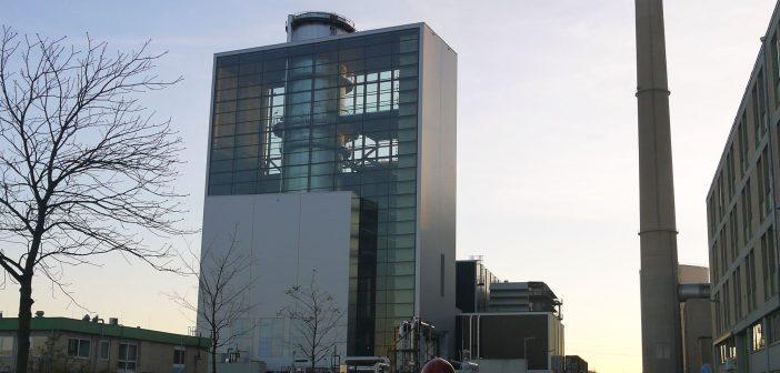 Deutschlands schönstes Kraftwerk: Block Fortuna auf der Lausward