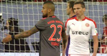 Robin Bormuth hat keine Angst vorm bösen Vidal