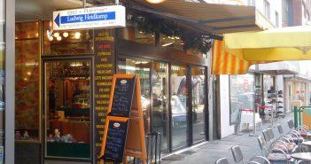 Nordstraße: Die Gelateria San Remo gehört dazu