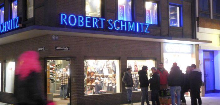 Robert Schmitz Berufskleidung - eine Institution