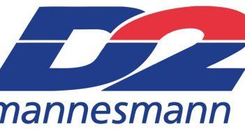 Das Logo des D2-Netzes von Mannesmann