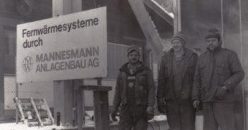 In Österreich gibt es sie noch, die Mannesmann Anlagenbau AG