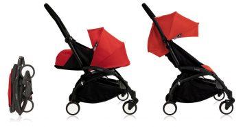 Der praktische Flugbuggy - bei Mami Poppins zu mieten