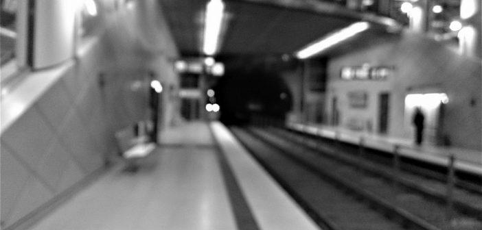 Bild der KW13: Ein U-Bahnhof