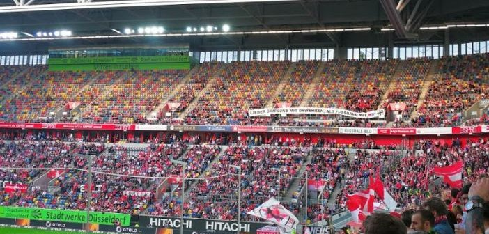 F95 vs 1860 0:1 - Fan-Transparent gegen Bannerzensur