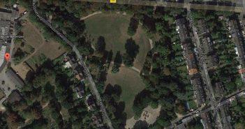 Google-Map: Freilichtbühne Bilk