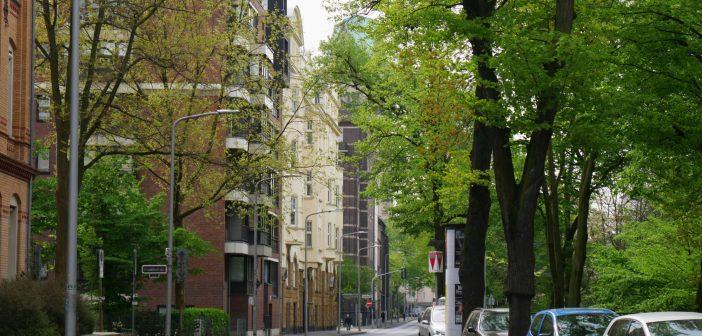Prinz-Georg-Straße - die geraden Nummern