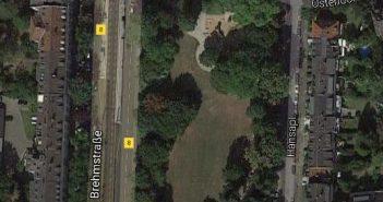 Google-Map: Hansaplatz