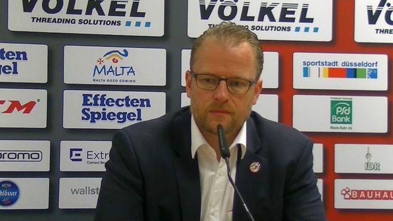 Der Mohr kann gehen: Ex-DEG-Trainer Christoph Kreutzer