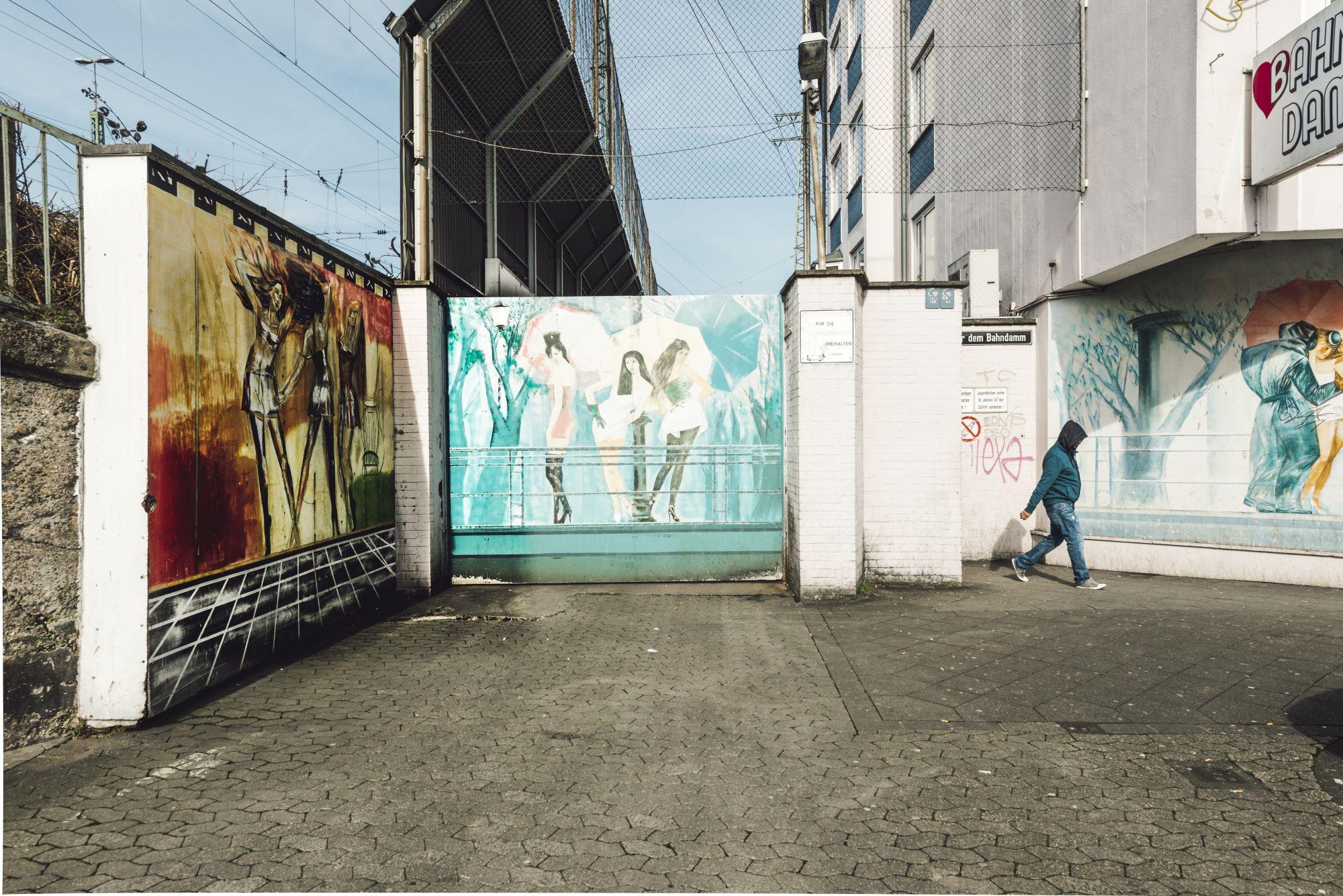 Bild der KW17: Hinterm Bahndamm - The Düsseldorfer - das