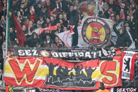 Union Berlin auswärts (Symbolfoto)