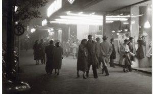 Das Universum im UFA-Haus ca. 1963