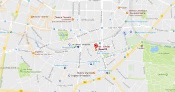 Google-Maps: Taverne Savas in Bilk