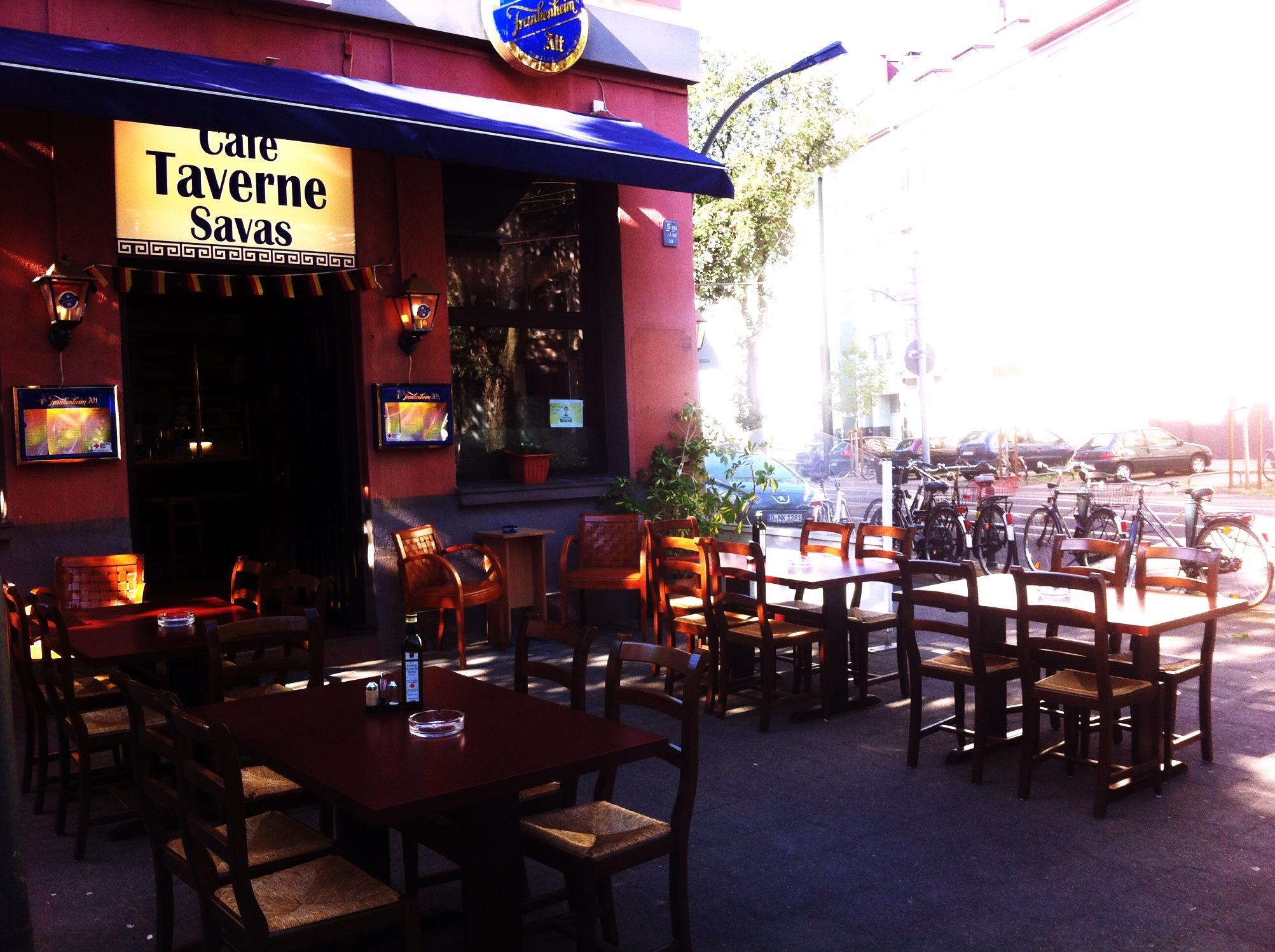 Griechischer geht\'s nicht: Taverne Savas — The Düsseldorfer - das ...
