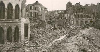 Nach dem Pfingstangriff: Zwischen Akademie- und Hafenstraße