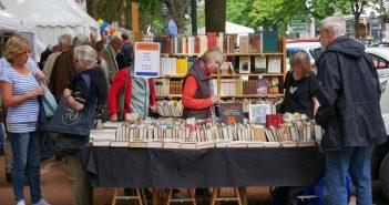 Bücherbummel 2017: stöbern und schmökern auf der Kö