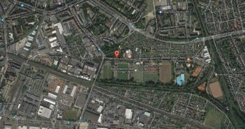 Google-Map: Flinger Broich