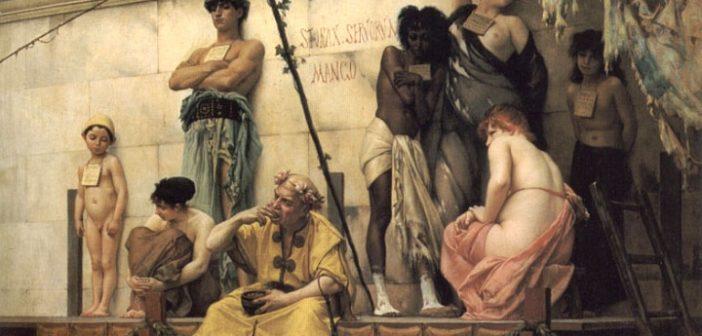 Fußballer-Tramnsfers: Wie beim römischen Sklavenmarkt