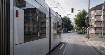 Haltestelle Zeppelinstraße