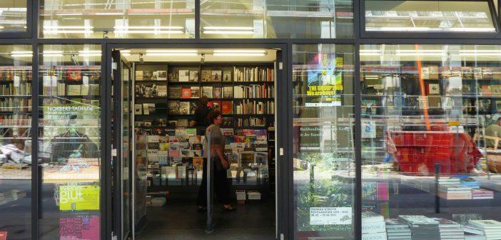 Buchhandlung Walther König in der Kunsthalle