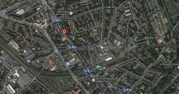 Google-Map: Zeppelinstraße