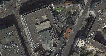 Google-Map: Galeria Kaufhof Am Wehrhahn