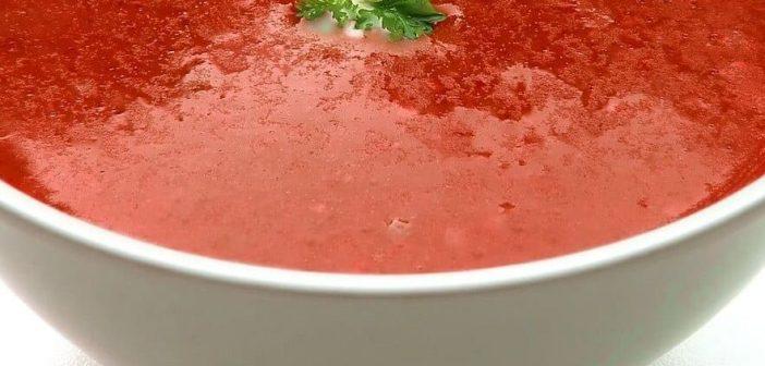 RdW: Eine ziemlich perfekte Tomatensuppe