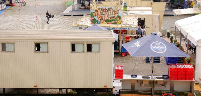 Größte Kirmes am Rhein 2017: Willis Pinte