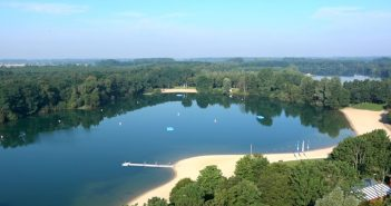 Der gar nicht so kleine Kleine Kaarster See (Foto: Kreiswerke Grevenbroich GmbH)