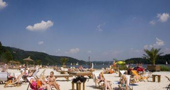 Karibisches Feeling an der Ruhr (Foto: Seaside Beach Baldeney GmbH)