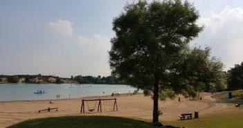 Am Nievenheimer See bei Straberg (Foto: Kreiswerke Grevenbroich GmbH)