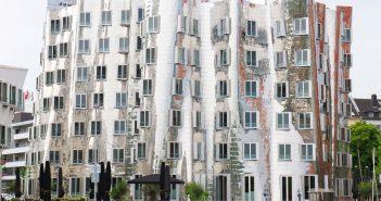 Gehry in Blech: Ein Drittel vom Wahrzeichen der Stadt